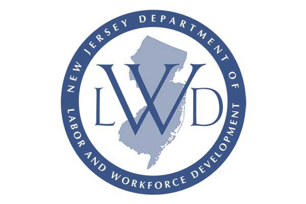 NJ Department of Labor logo
